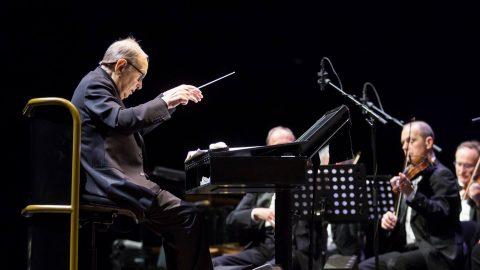 Addio a Ennio Morricone. Il ricordo di Claudio Ricordi e Gaetano Liguori
