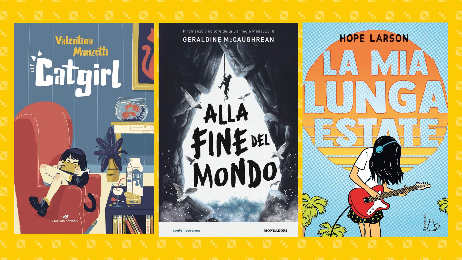 Consigli per l'estate: 3 libri da leggere sotto l'ombrellone