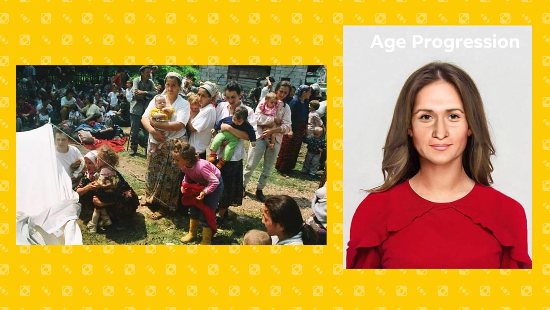 25 anni alla ricerca di Selma Musić