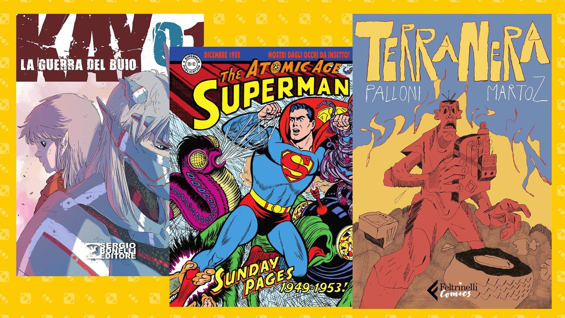 I consigli a fumetti di Antonio Serra per sopravvivere all'estate 2020