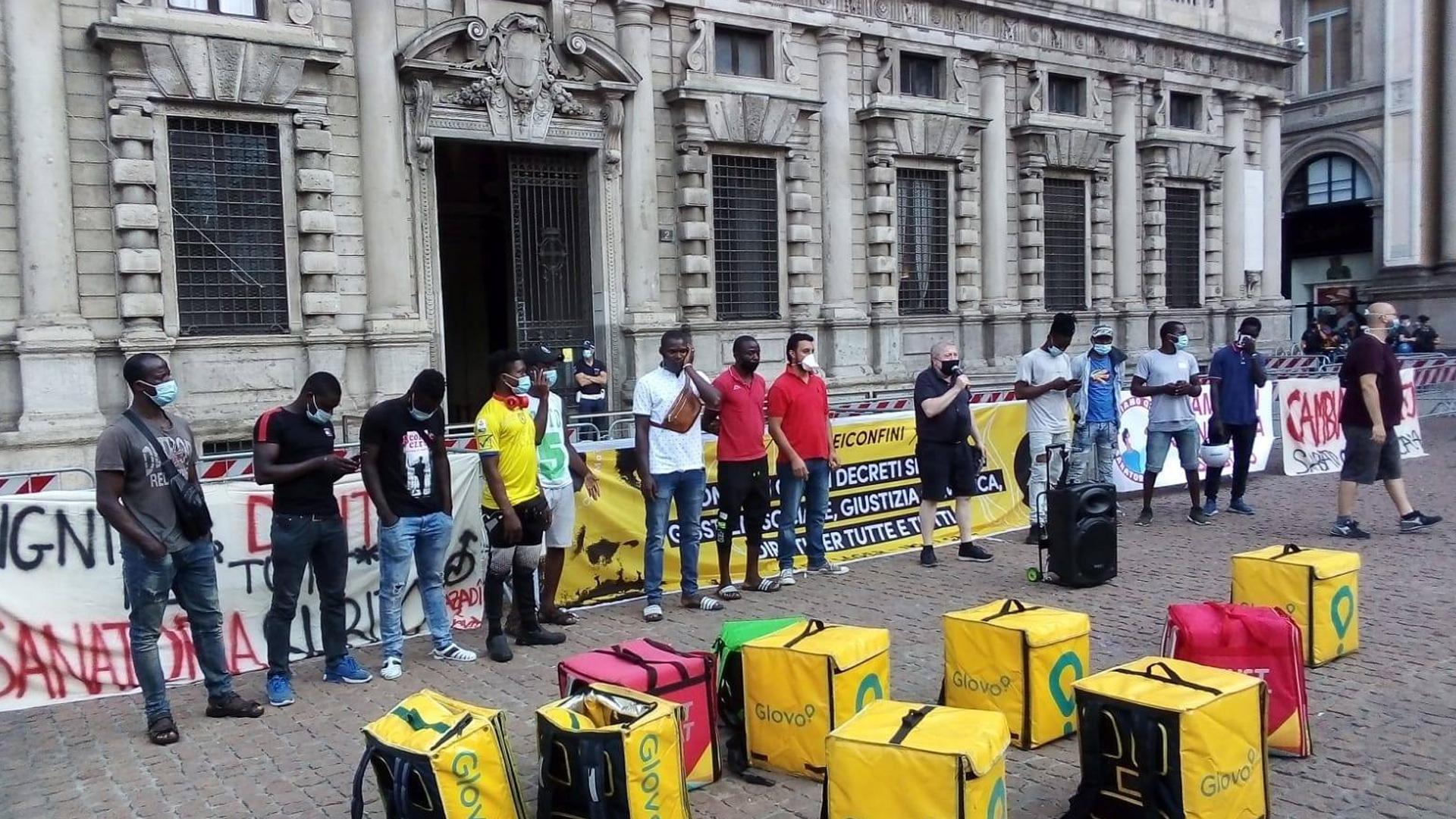 Cpr di Milano, la riapertura è una sconfitta