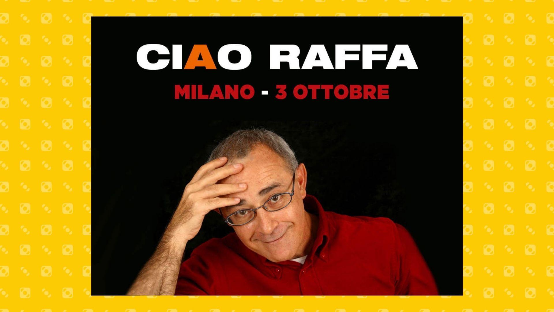 Ciao Raffa! Una giornata dedicata a Raffaele Masto e alla sua Africa