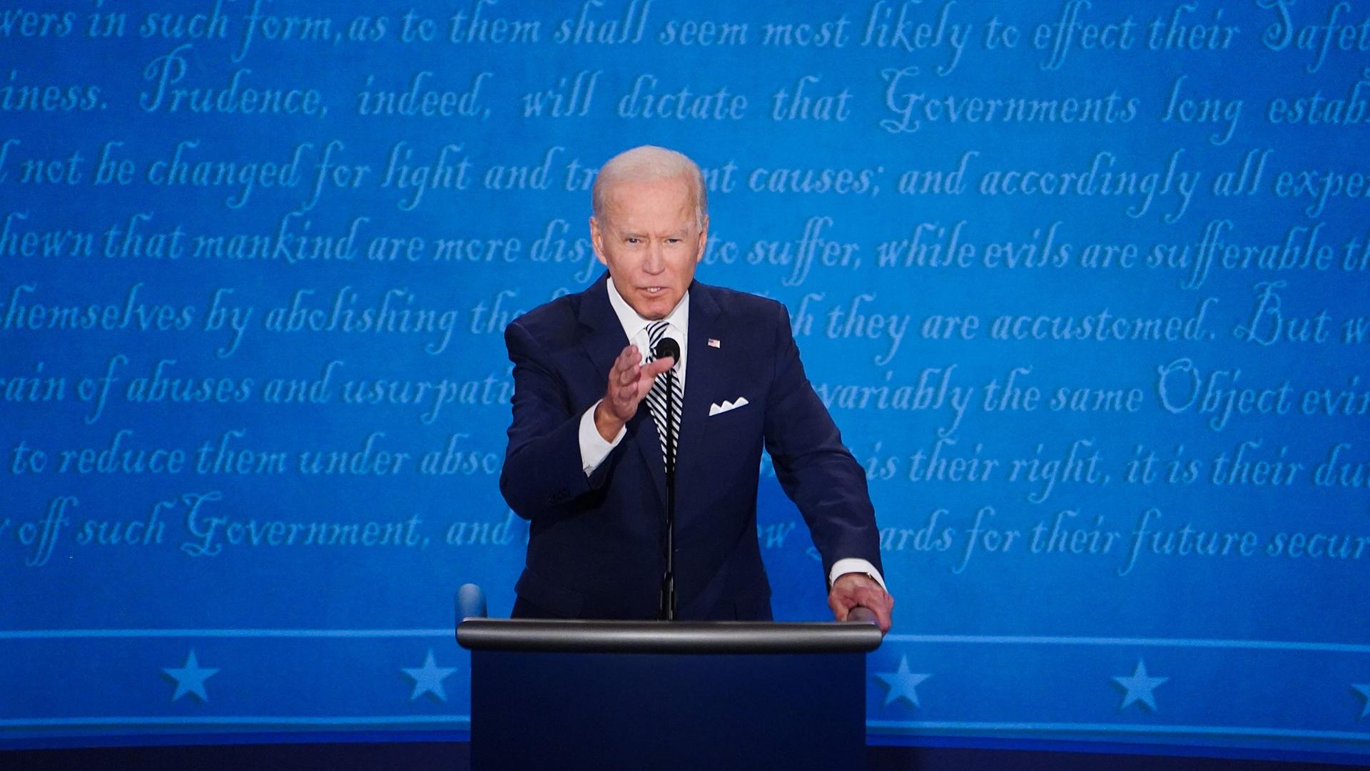 Dibattito Trump-Biden: caos, insulti e tensione alle stelle