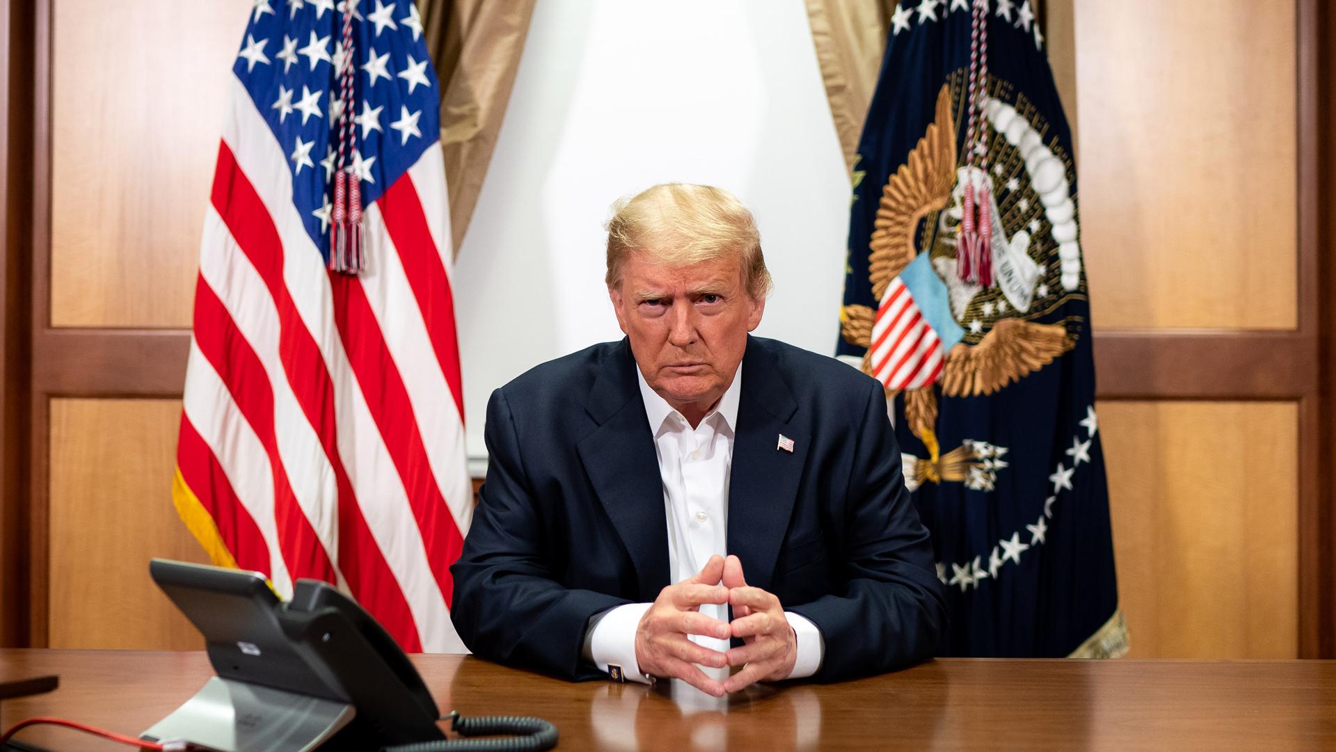 Donald Trump Casa Bianca - Alec Ross