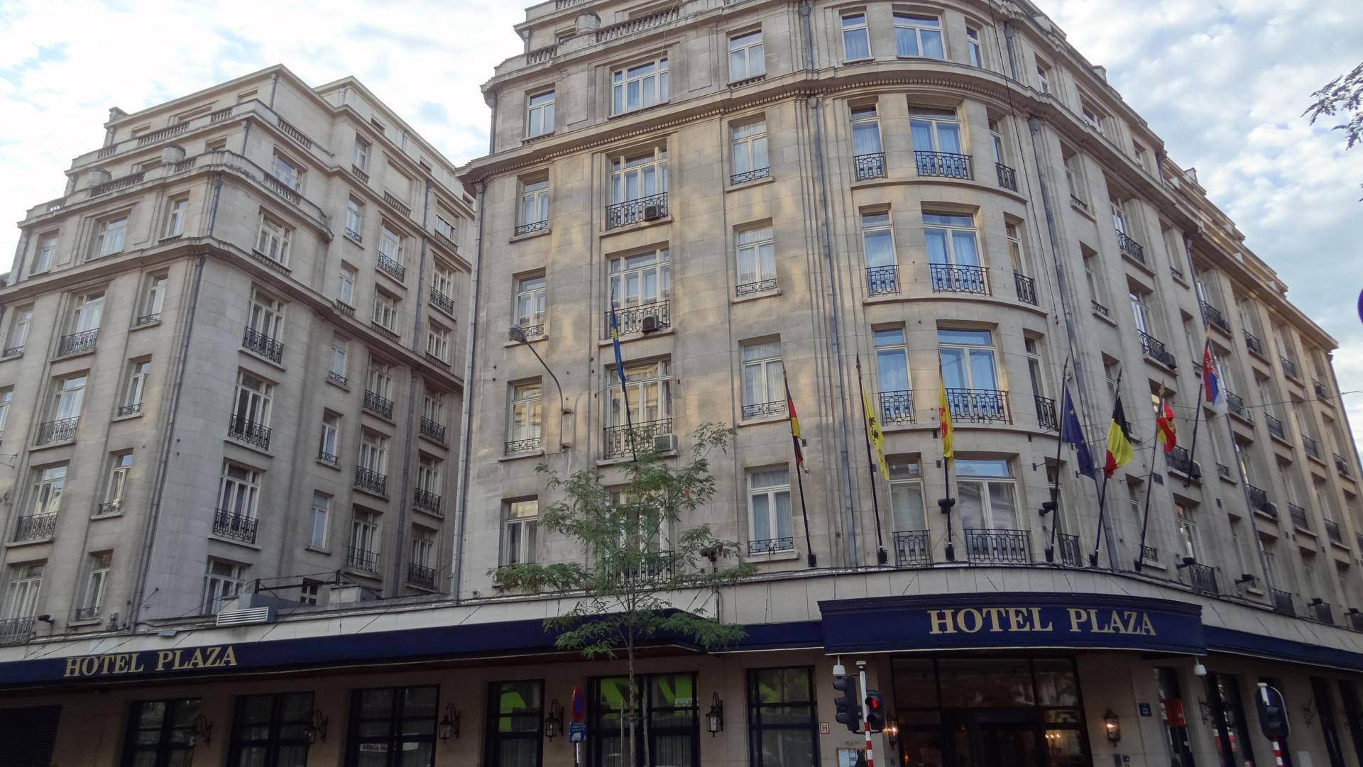 Hotel Plaza Bruxelles - Indépendance Cha Cha