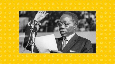 1960: l'anno delle indipendenze africane. Youssou Ndour e la visita di De Gaulle a Dakar