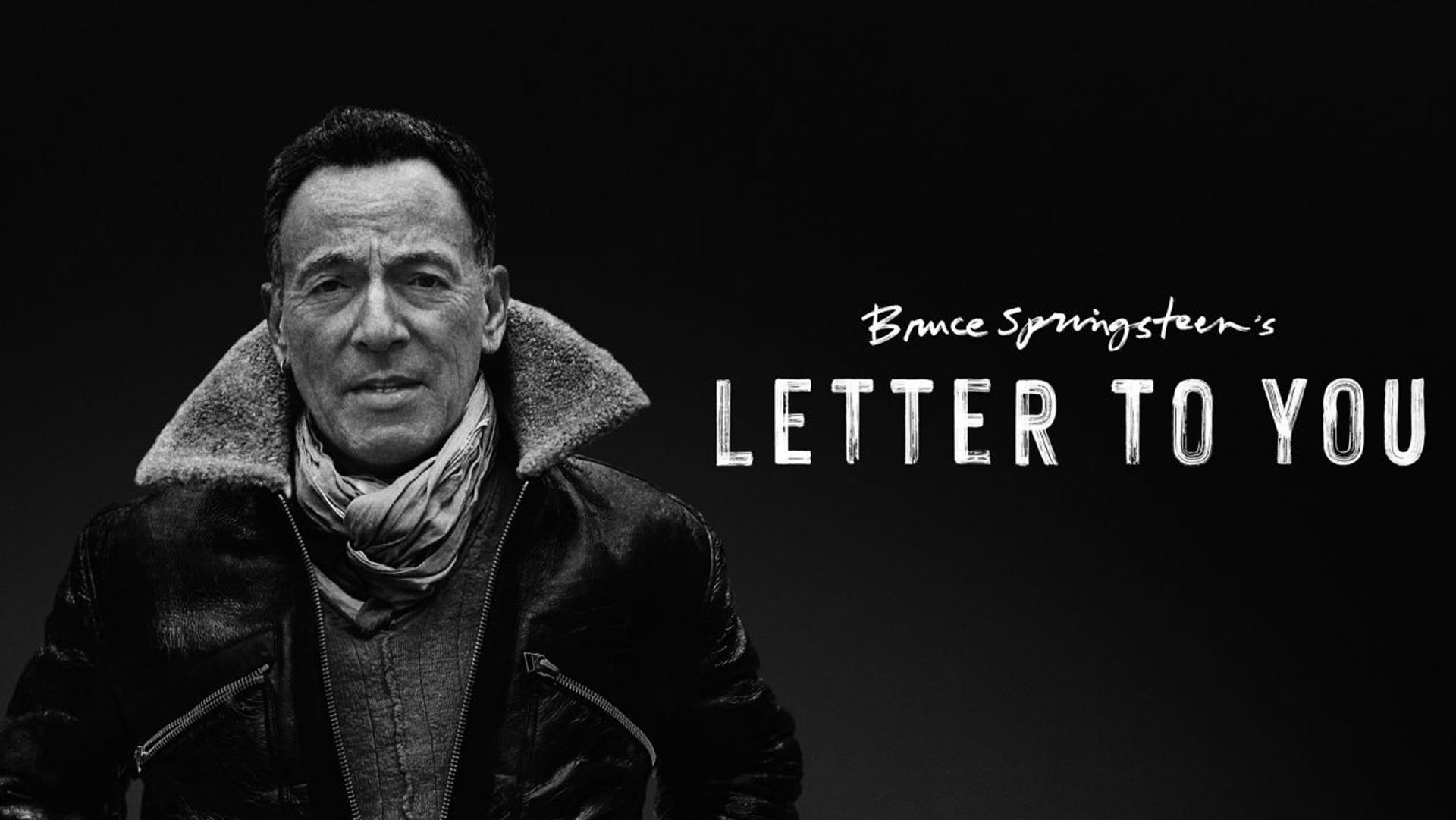 Letter to you - Bruce Springsteen