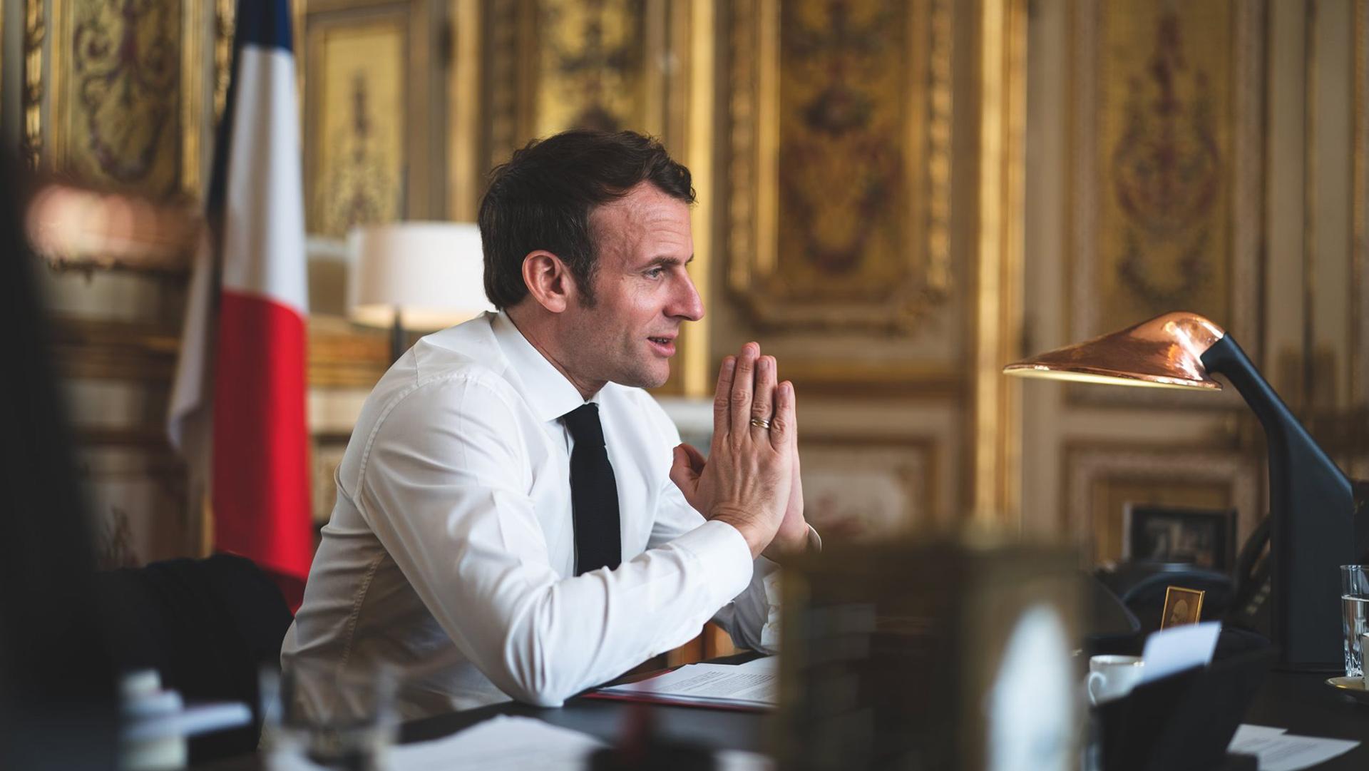 Macron Violenze Francia Polizia