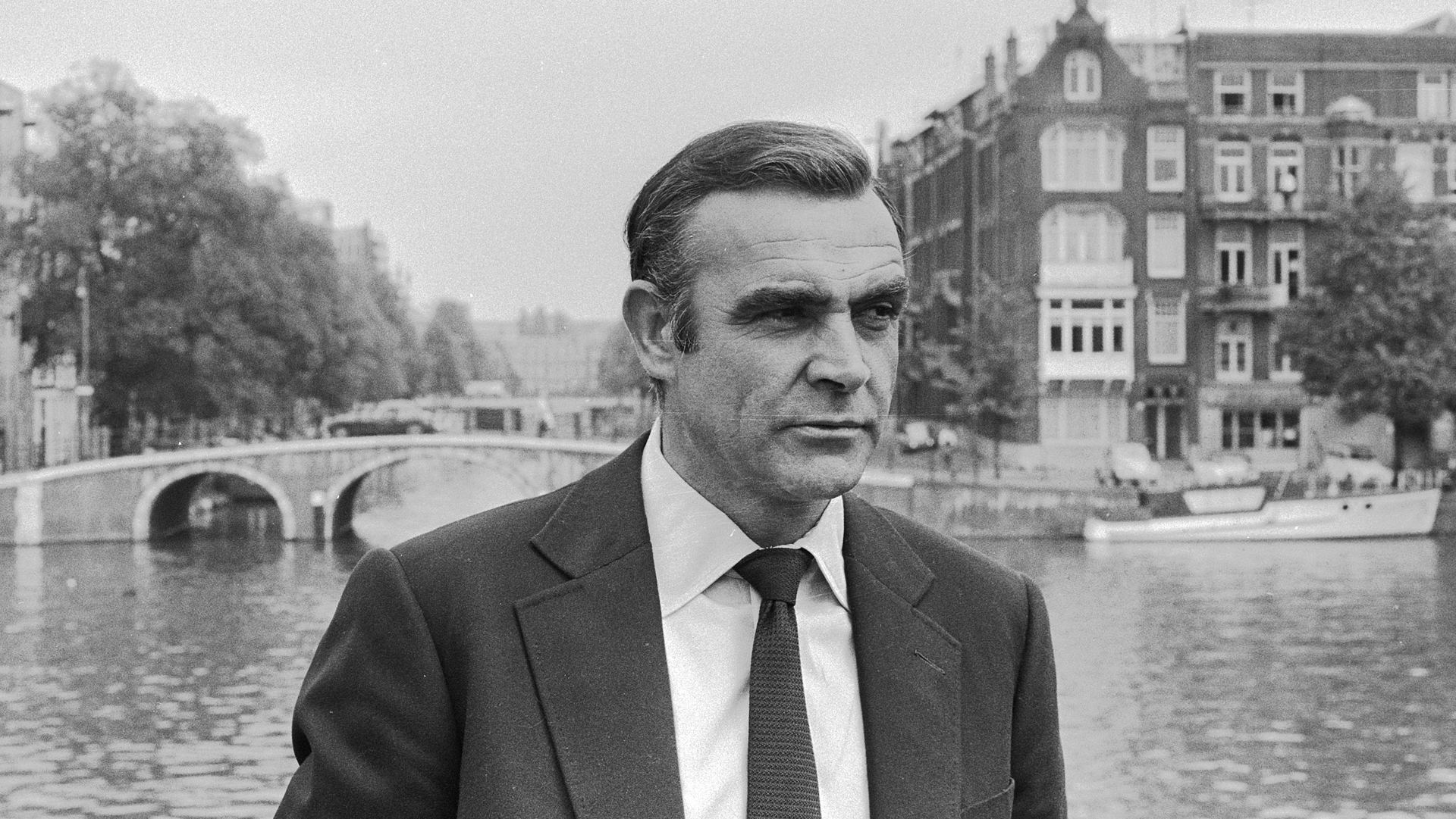 Addio a Sean Connery
