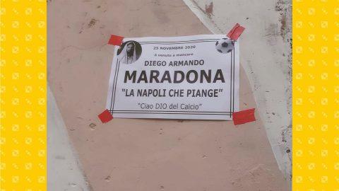 """De Magistris: """"Maradona è un genio che ha unito i sud del mondo"""""""