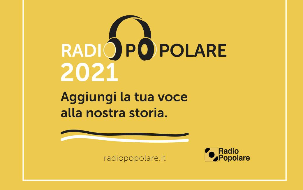 tessera 2021 radio popolare