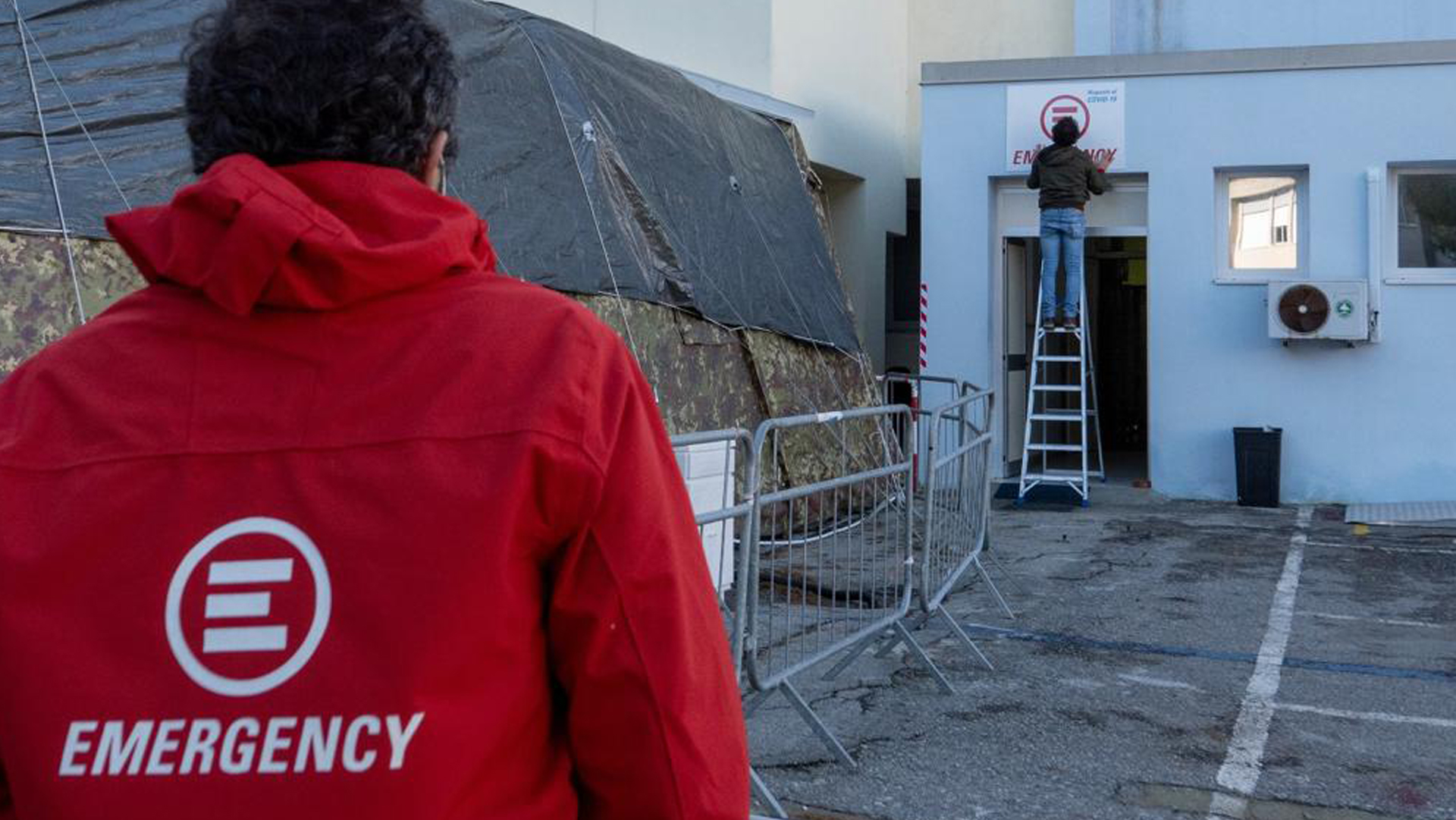 Emergency Calabria