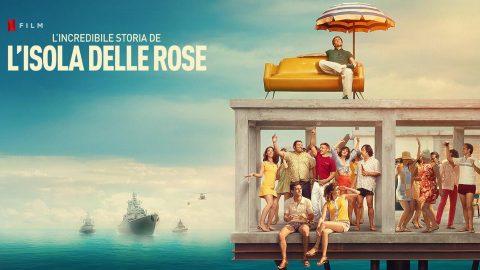 L'incredibile storia dell'Isola delle Rose arriva su Netflix. Intervista al regista Sydney Sibilia
