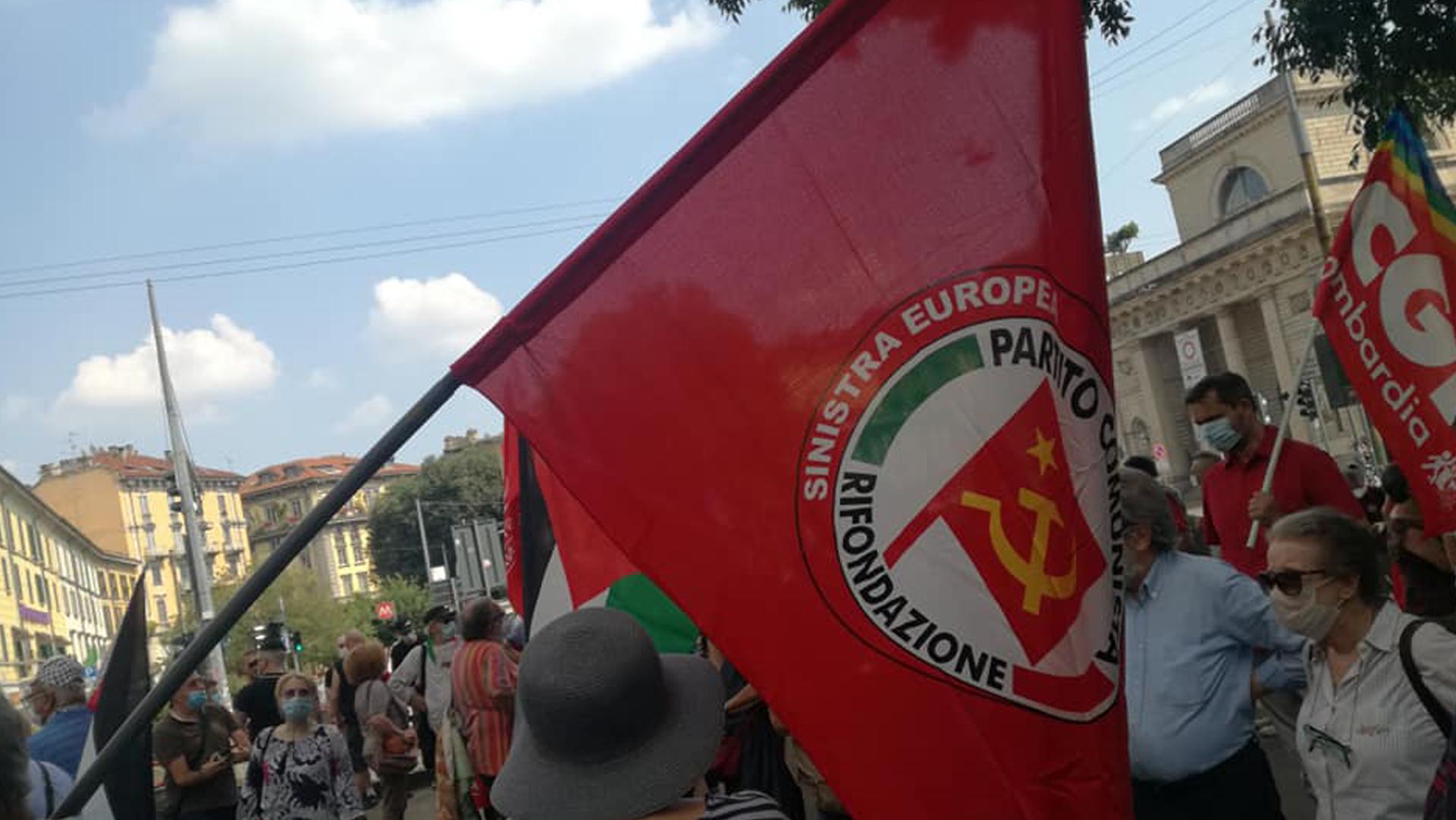 Rifondazione Comunista Milano - Sala