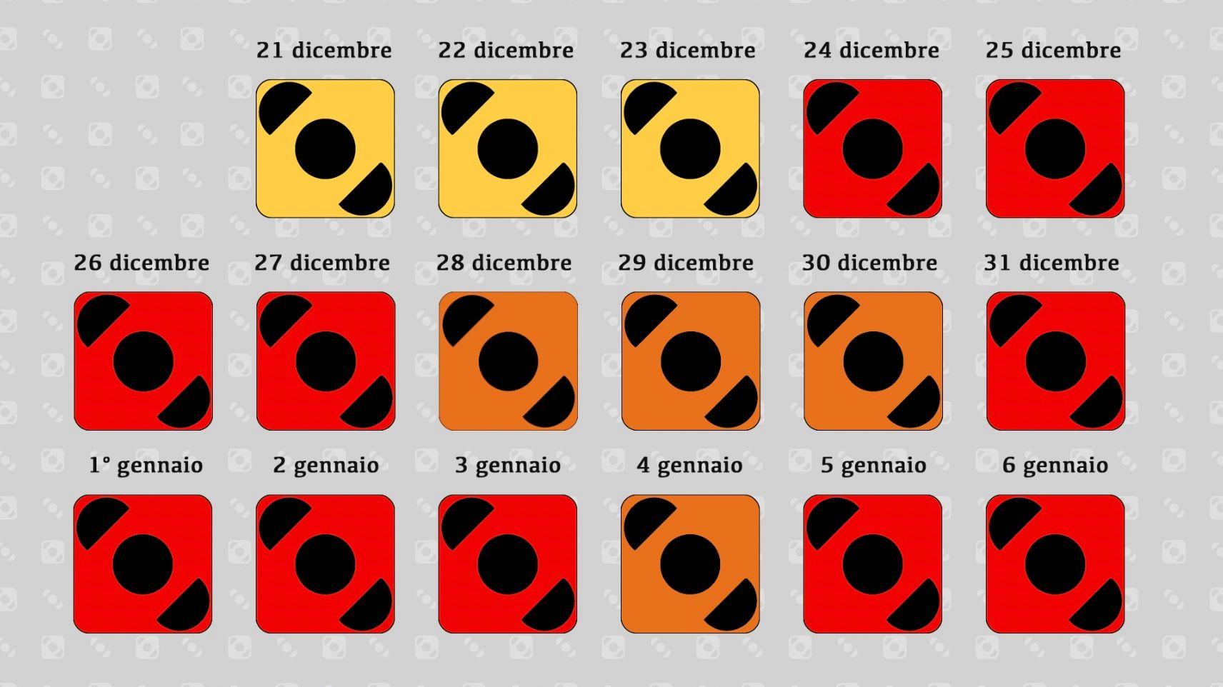 calendario decreto nalate