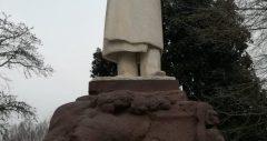Lodi Statue Dad