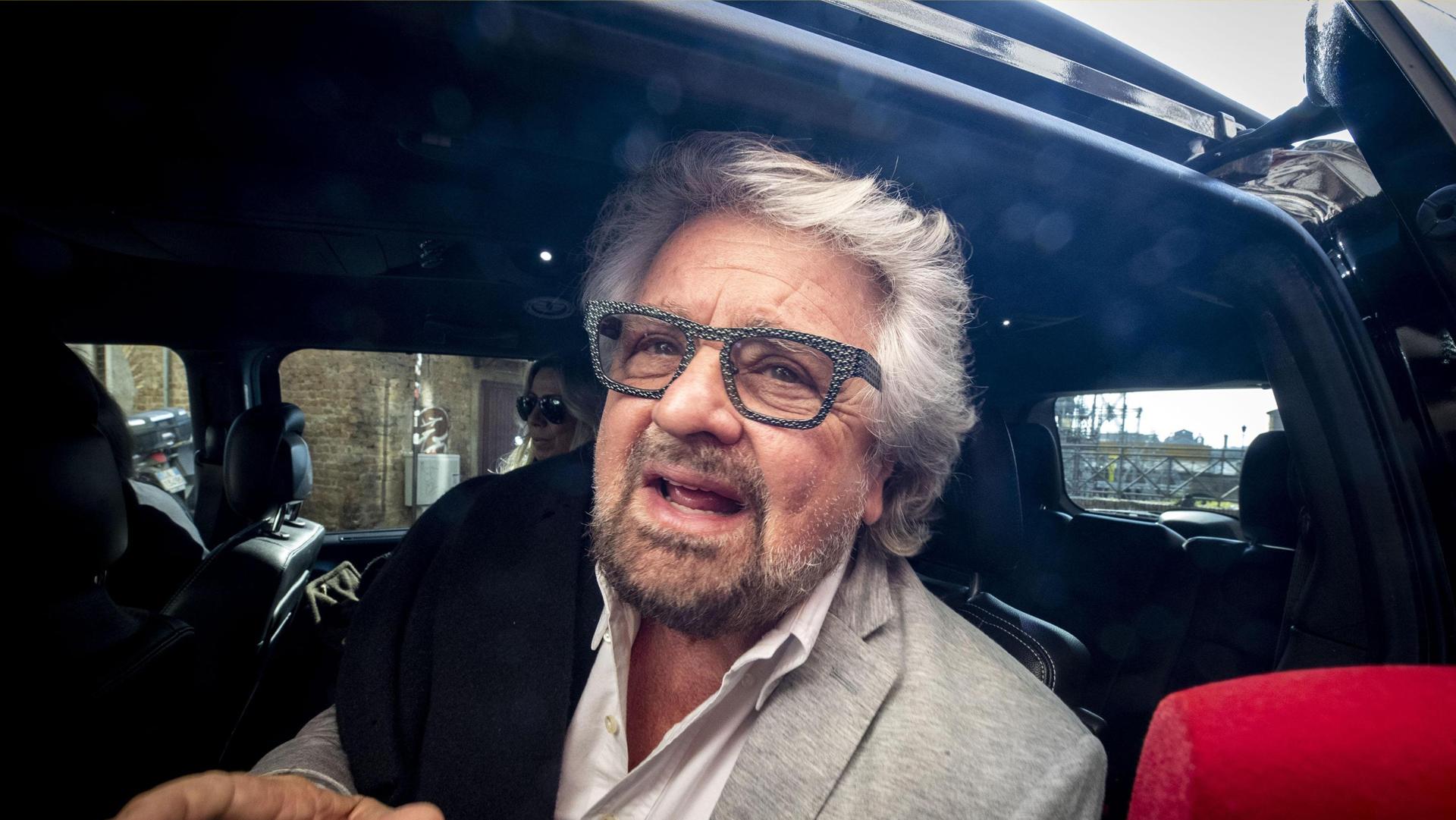 Beppe Grillo ANSA
