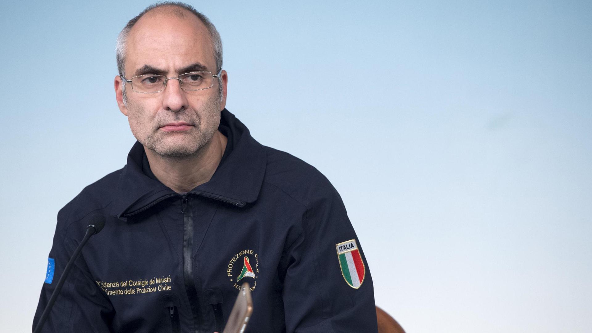 L'epidemia continua a correre, Fabrizio Curcio torna alla Protezione Civile e le altre notizie della giornata