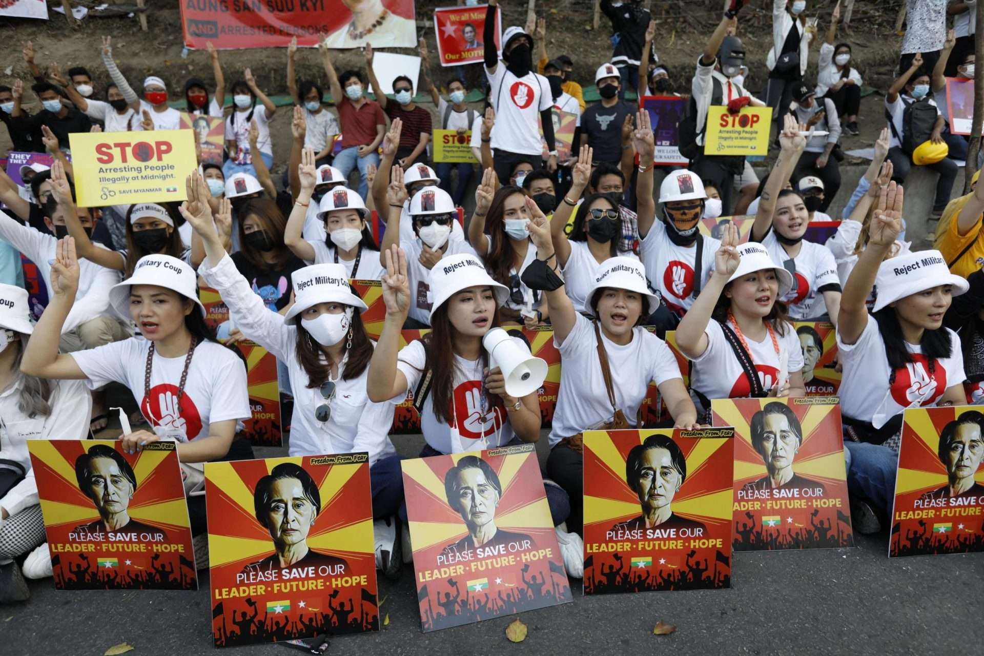 Myanmar: la resistenza pacifica della Generazione Z