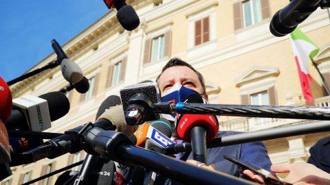 Il rinvio a giudizio di Salvini, la gara a intitolarsi il piano-riaperture e le altre notizie della giornata