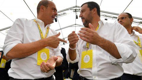 La battaglia di Salvini per la Pasqua libera, il balzo dei contagi e le altre notizie della giornata