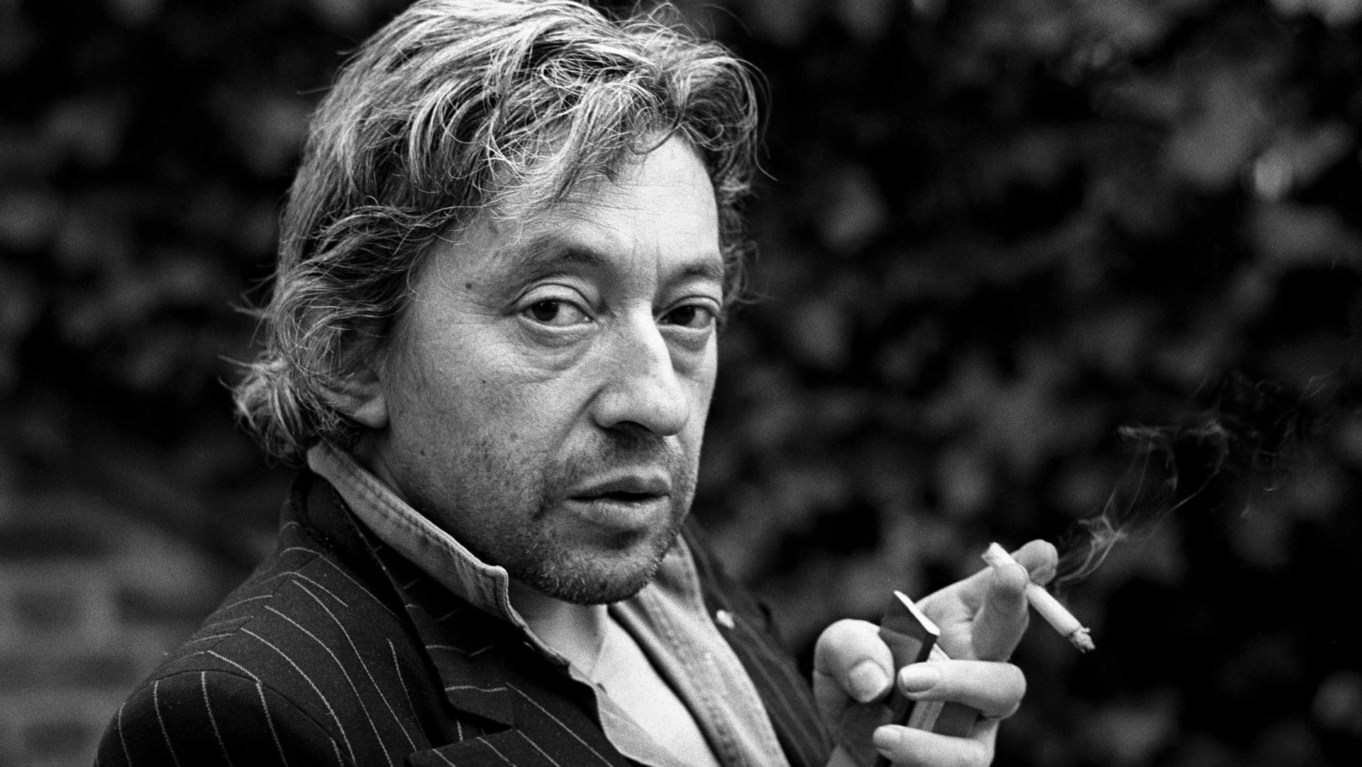 A 30 anni dalla sua morte, Serge Gainsbourg è l'Artista della settimana