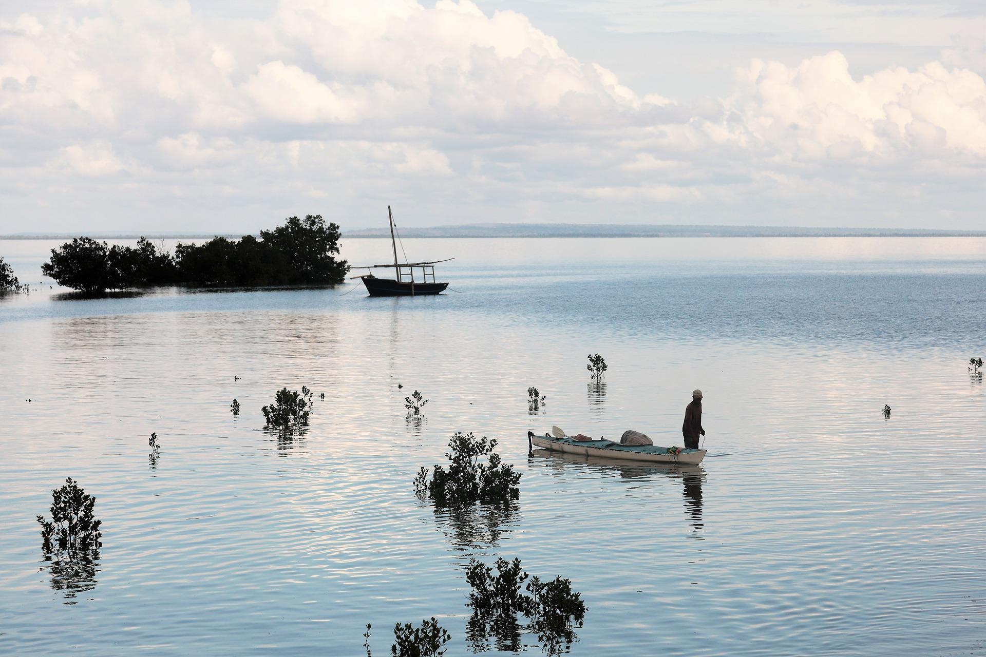 Mozambico isole Quirimbas