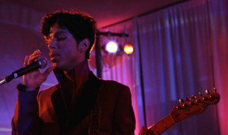 Prince, a cinque anni dalla morte, è l'artista della settimana di Radio Pop