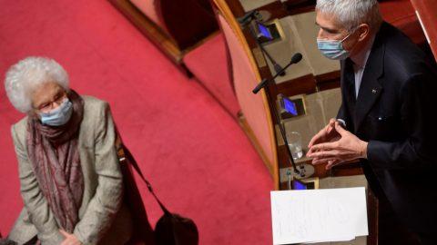 Gli ostacoli per le riaperture, Liliana Segre in Senato per Patrick Zaki e le altre notizie della giornata