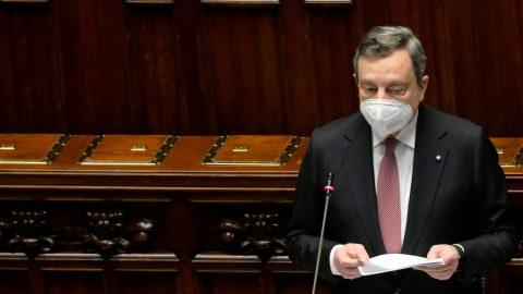 La velocità dell'agenda di Draghi, il Palazzo diviso sulla cannabis e le altre notizie della giornata