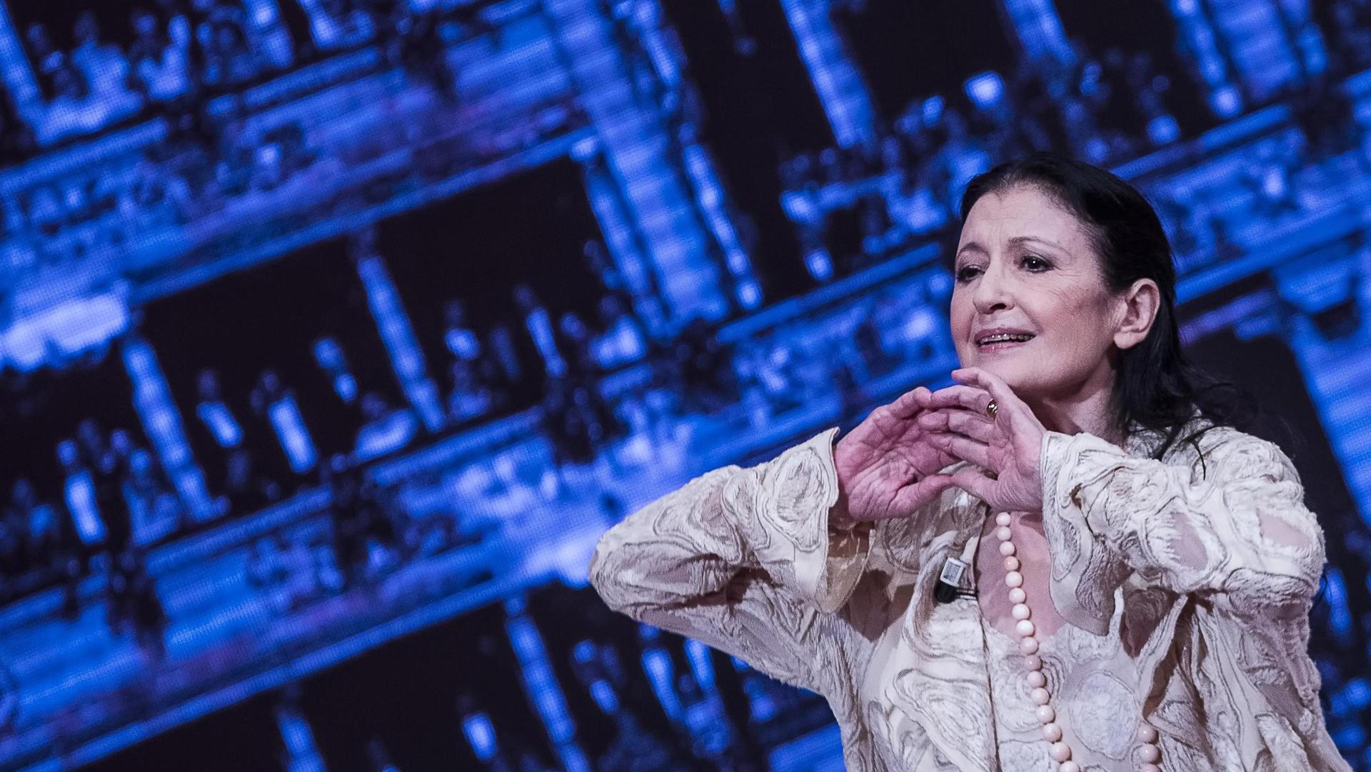 Carla Fracci ANSA
