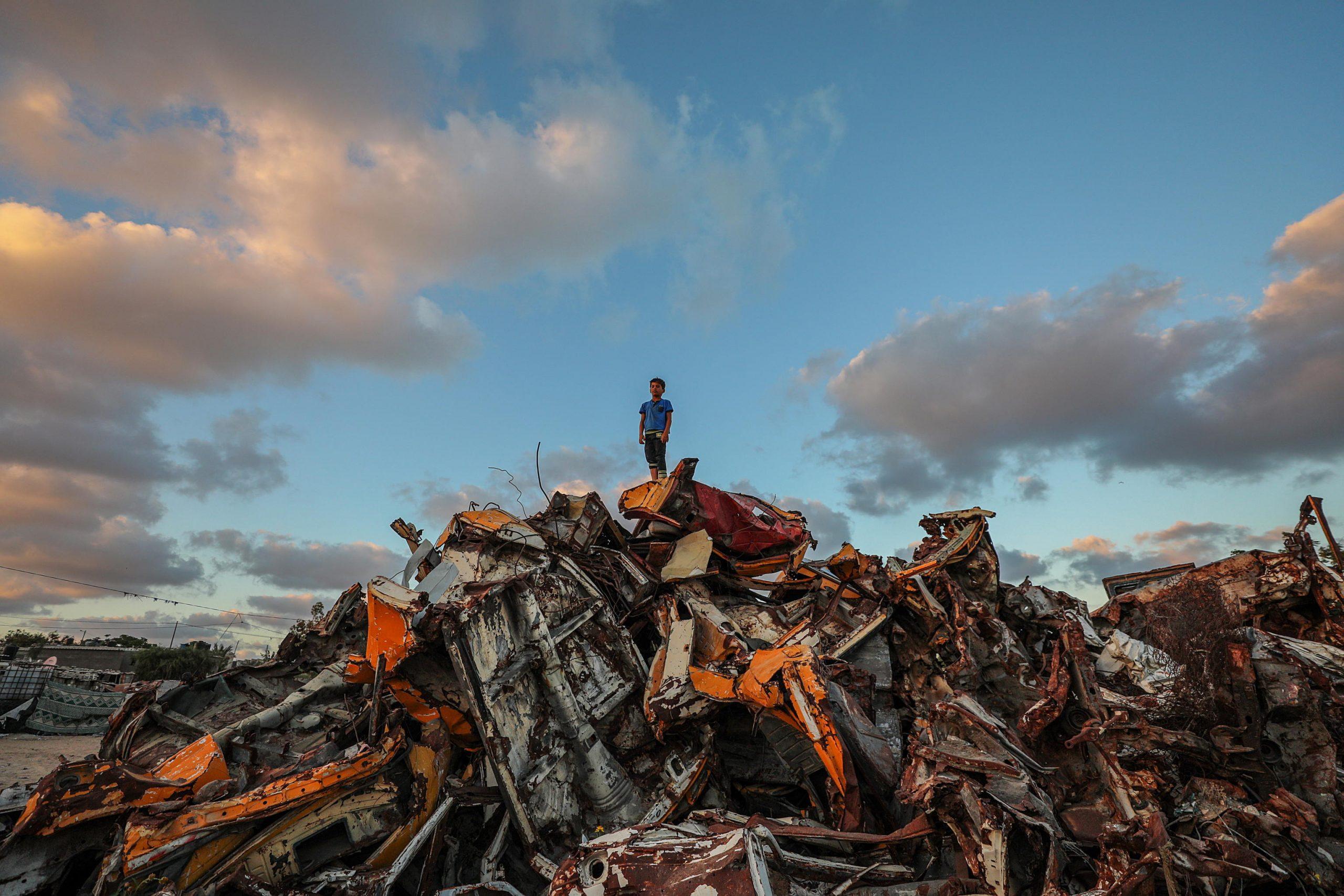 Avere vent'anni a Gaza