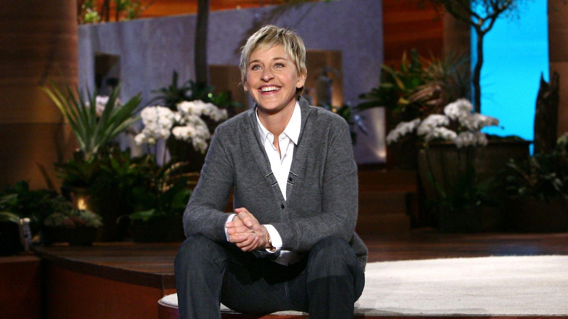 Lo storico addio di Ellen DeGeneres al suo talk show