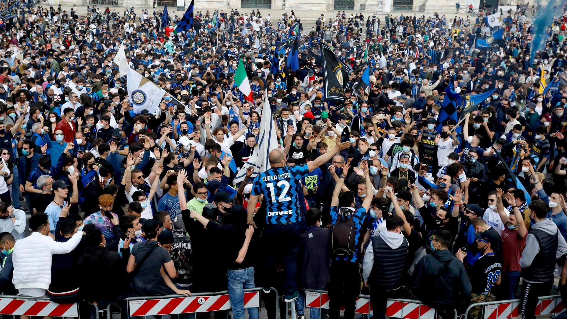 Inter Milano ANSA