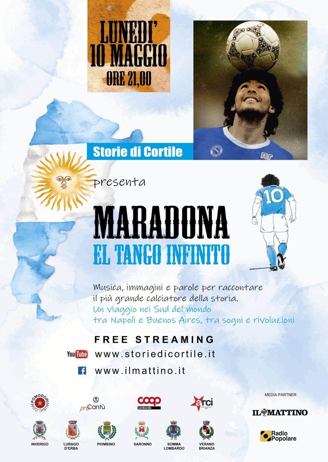 Maradona - Locandina-10-Maggio