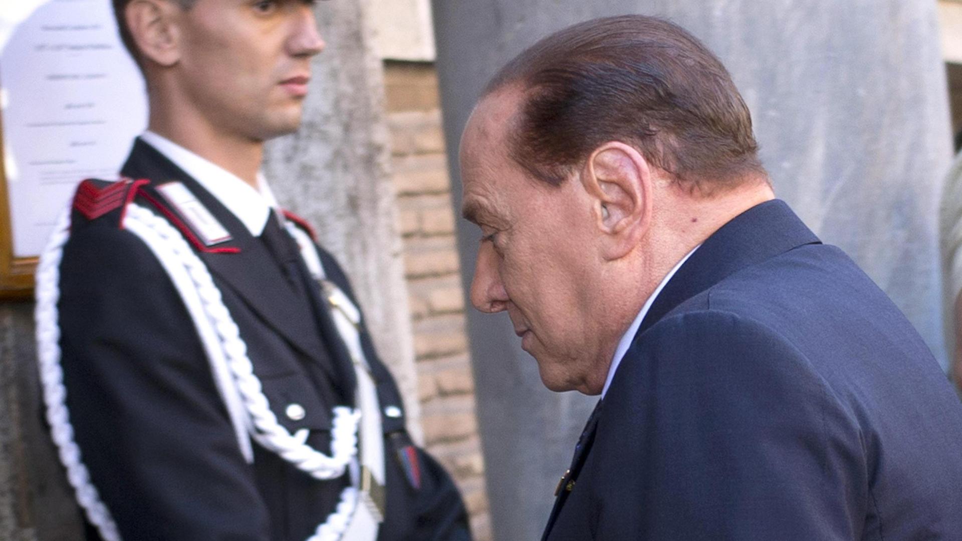 Berlusconi si è aggravato