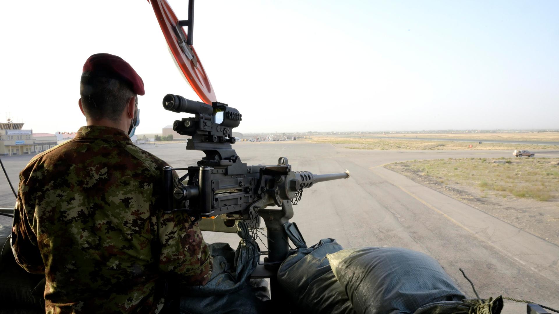 Afghanistan Italia ANSA