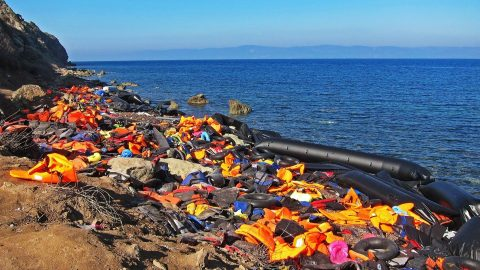 I profughi nel mondo sono più di 82 milioni, l'Italia non fa abbastanza