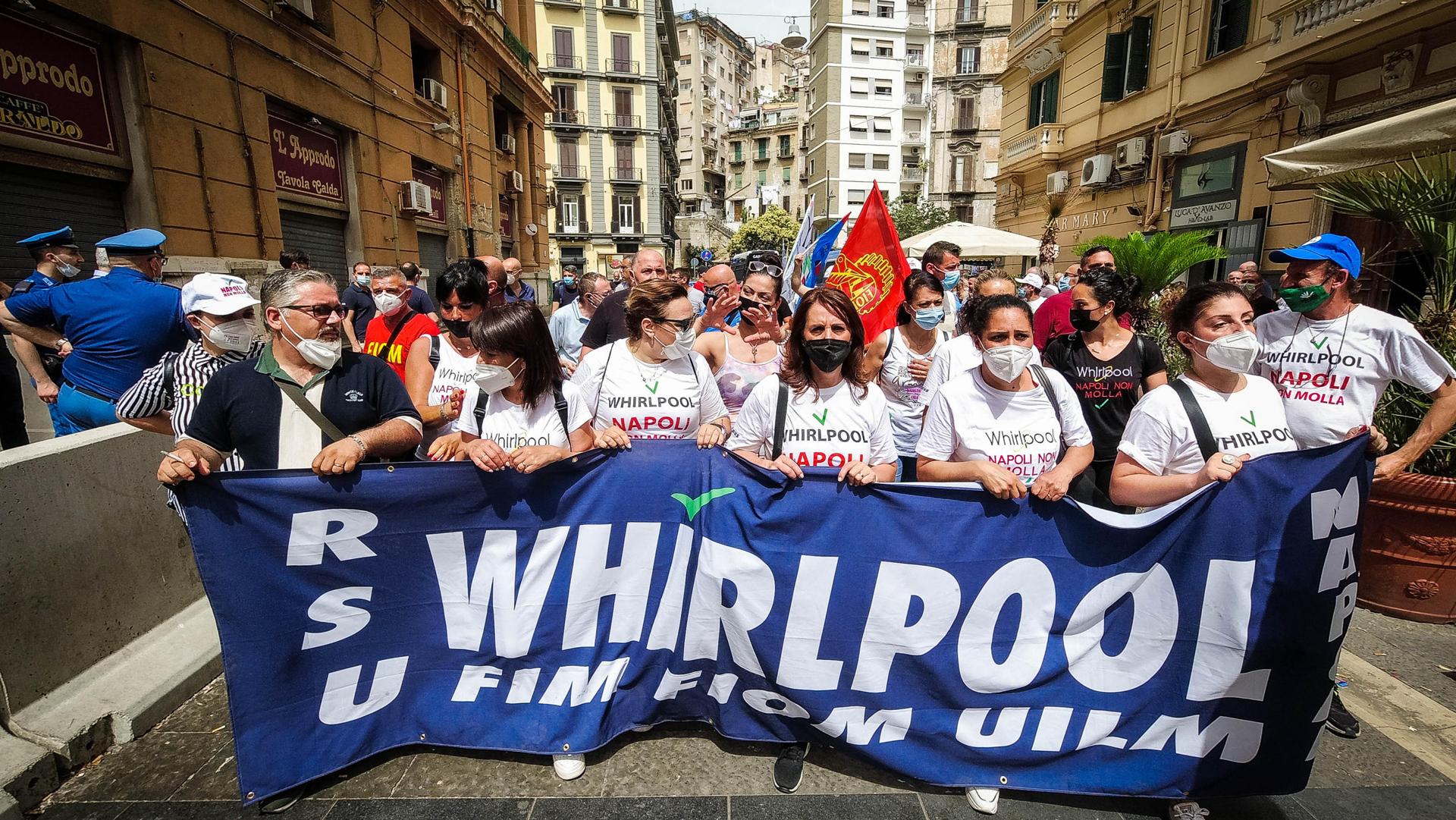 proteste lavoratori ANSA