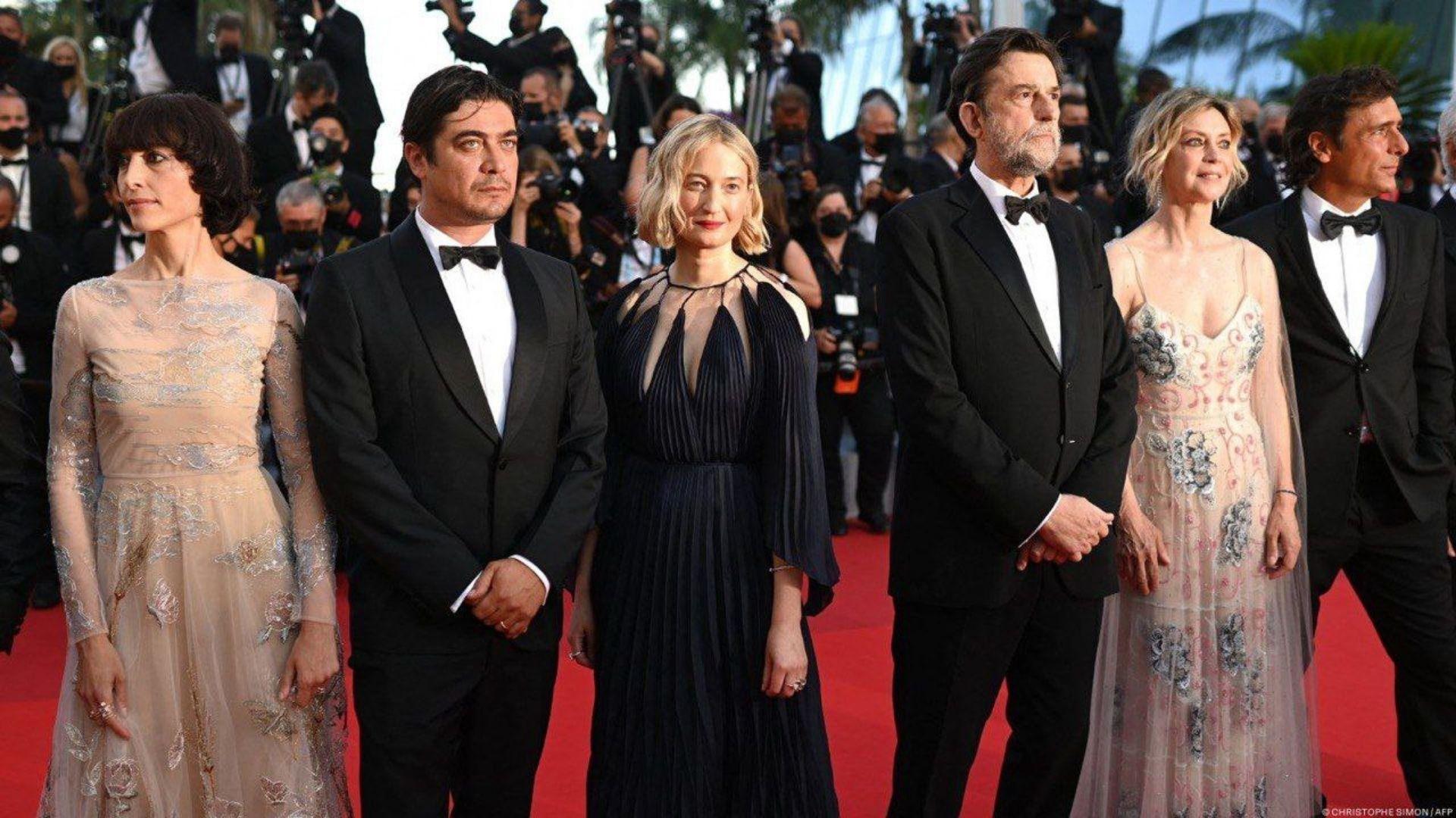Nanni Moretti Credit: Festival di Cannes Tre piani