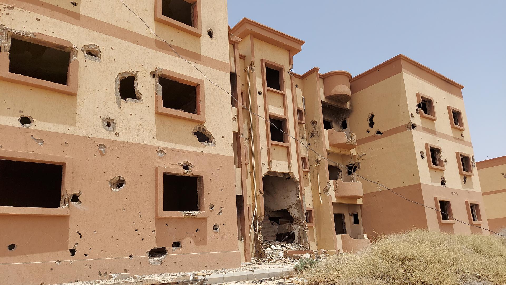 diario libico emanuele valenti Libia