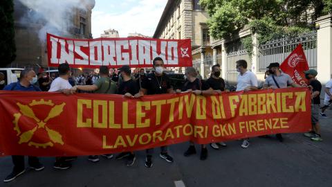La battaglia degli operai della Gkn continua, l'inizio della conta nella Lega di Salvini e le altre notizie della giornata