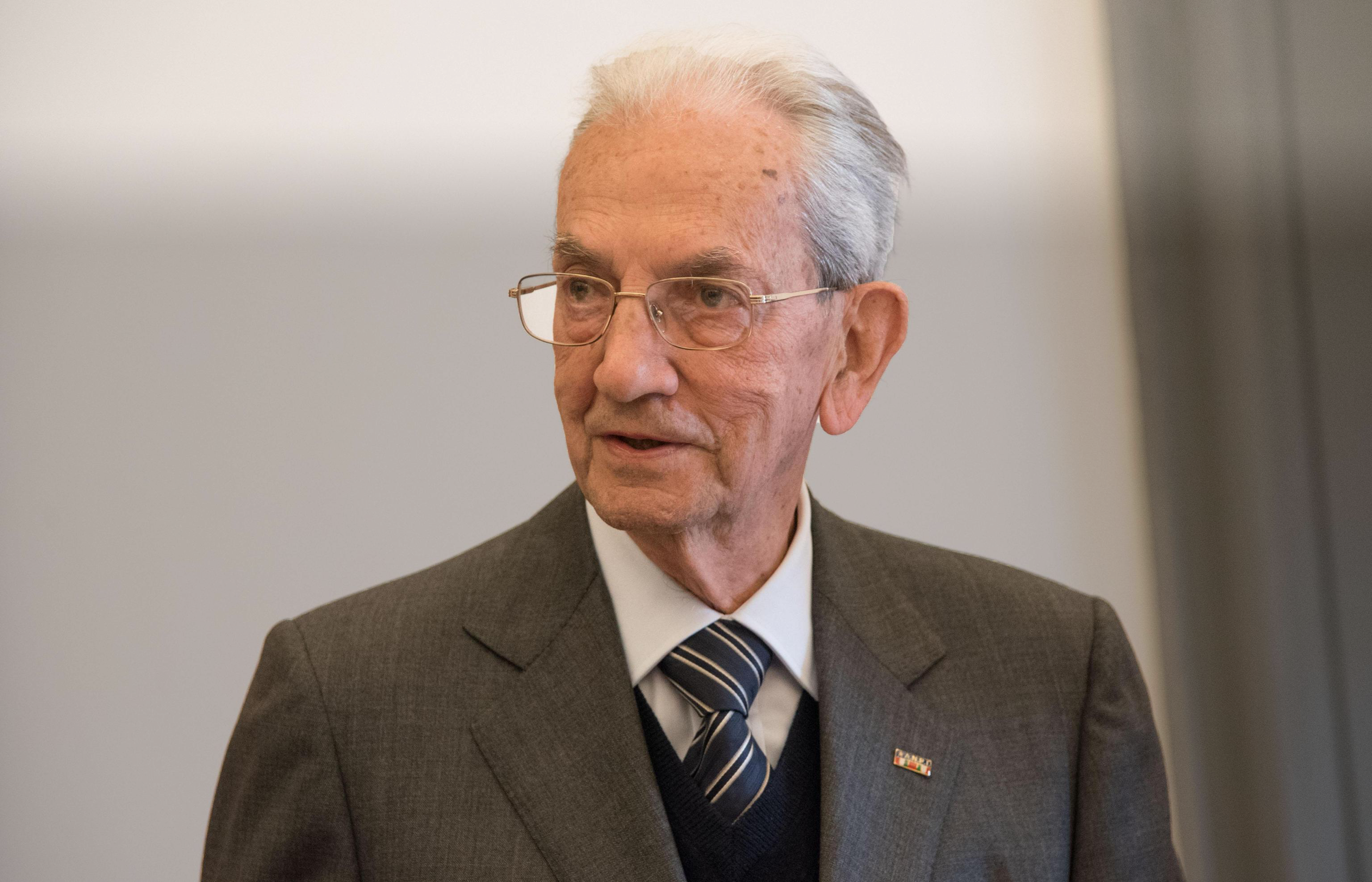 Carlo Smuraglia ANSA