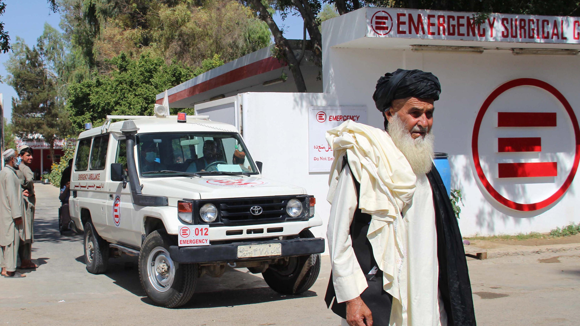 I talebani conquistano Lashkar Gah. Il racconto di Leila Borsa dall'ospedale di Emergency