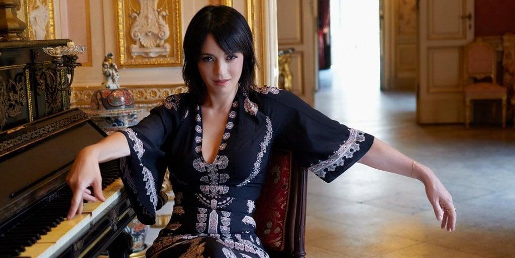 Carmen Consoli, con