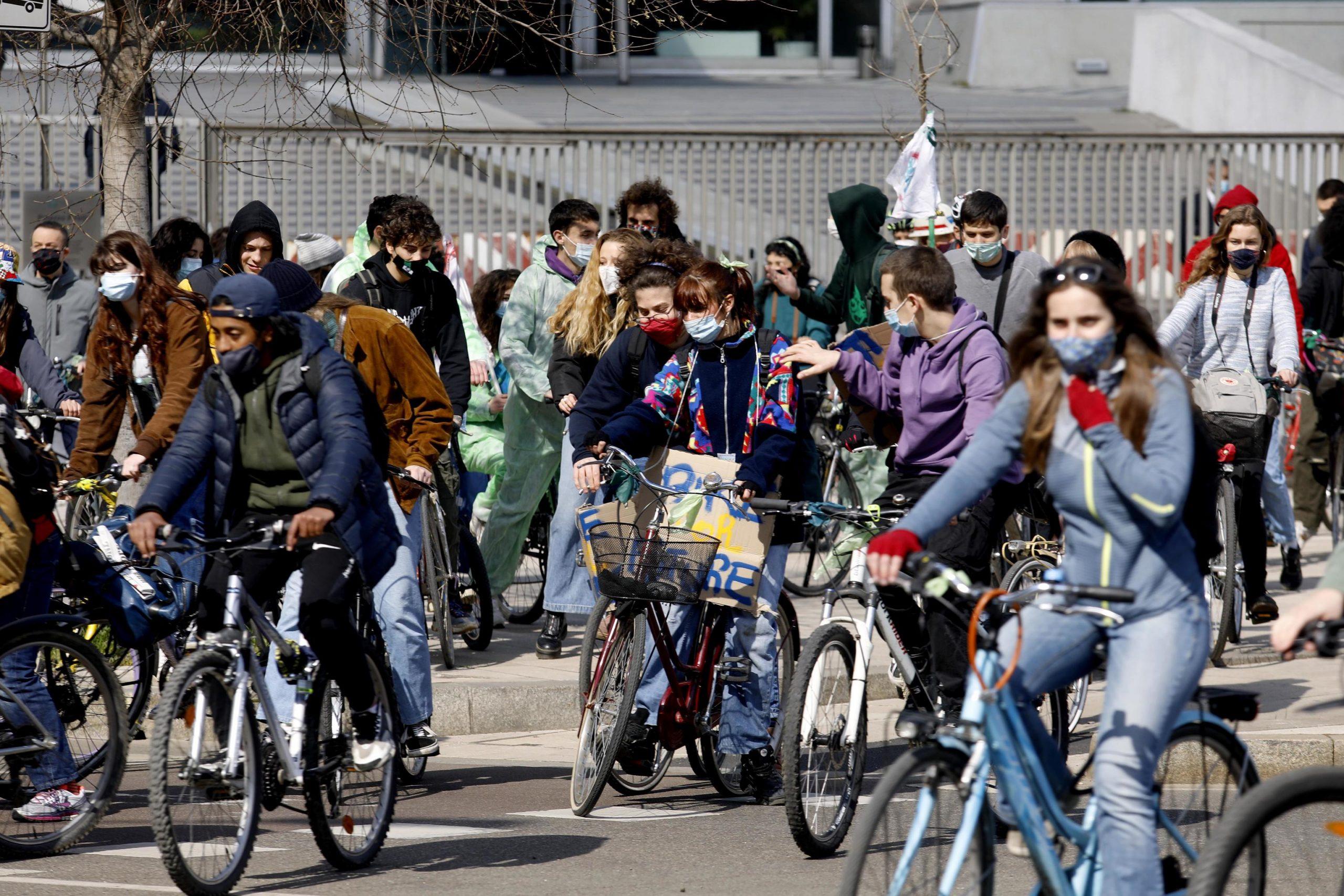 L'ansia climatica impedisce ai più giovani di immaginare un futuro