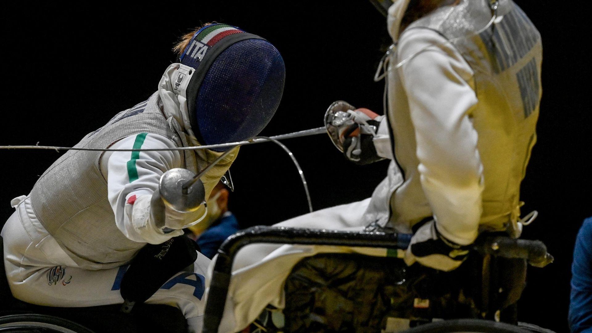 Paralimpiadi ANSA