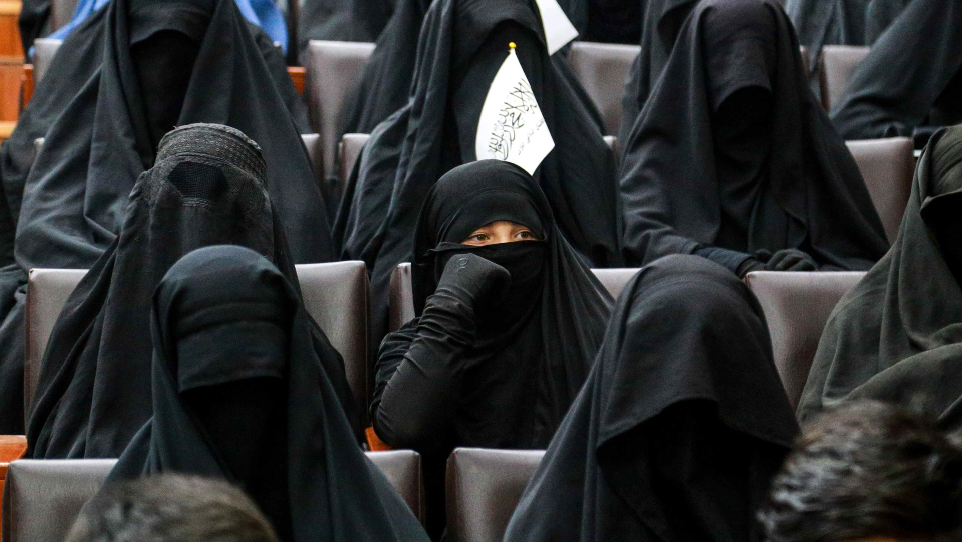 donne afghane ANSA