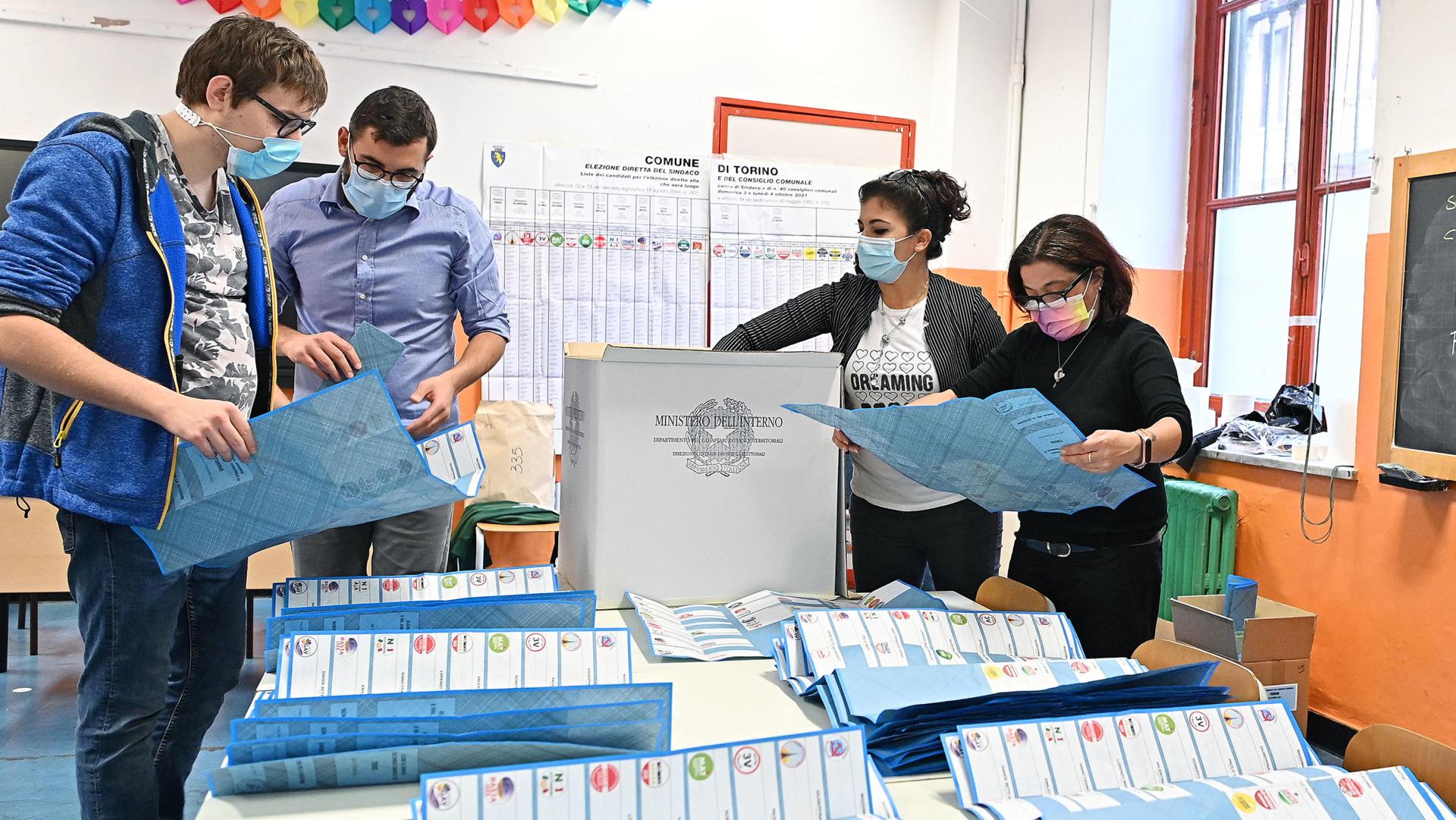 elezioni 2021 ANSA